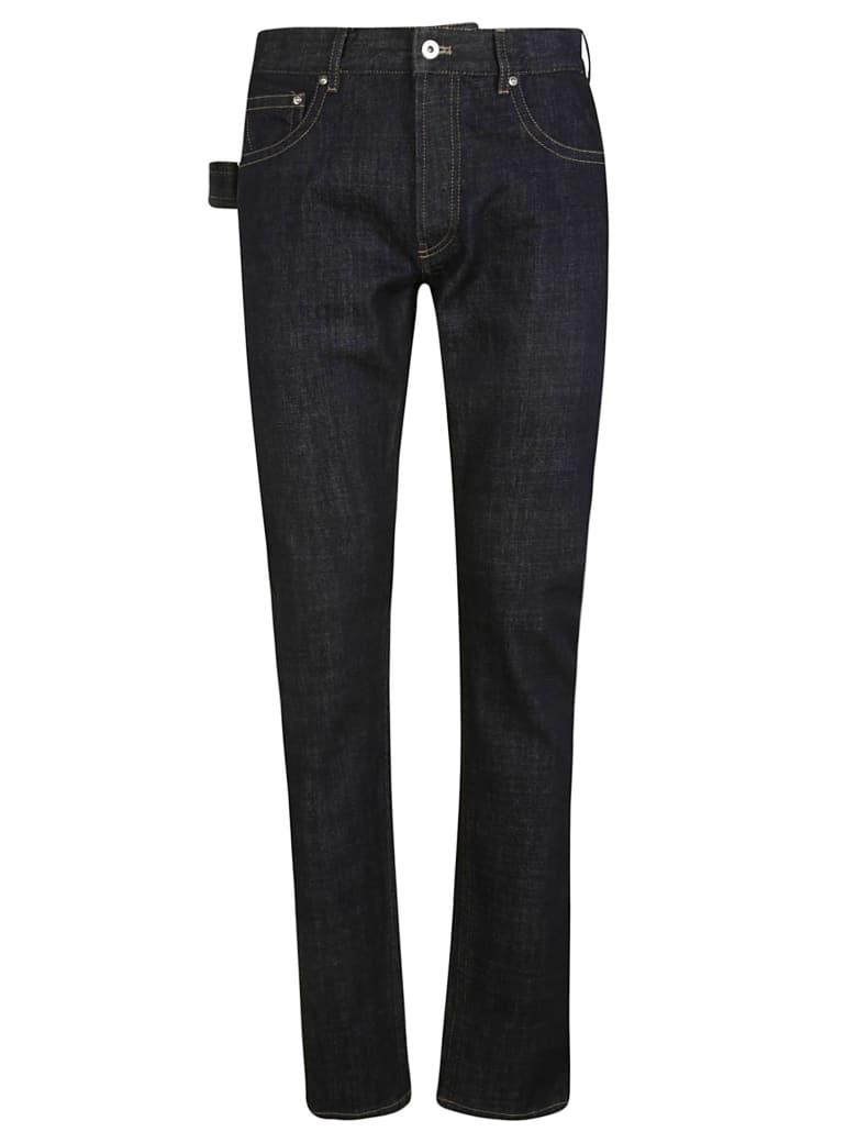 Bottega Veneta Straight Denim Jeans - Indigo