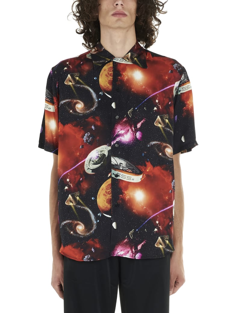 SSS World Corp 'journey' Shirt - Multicolor