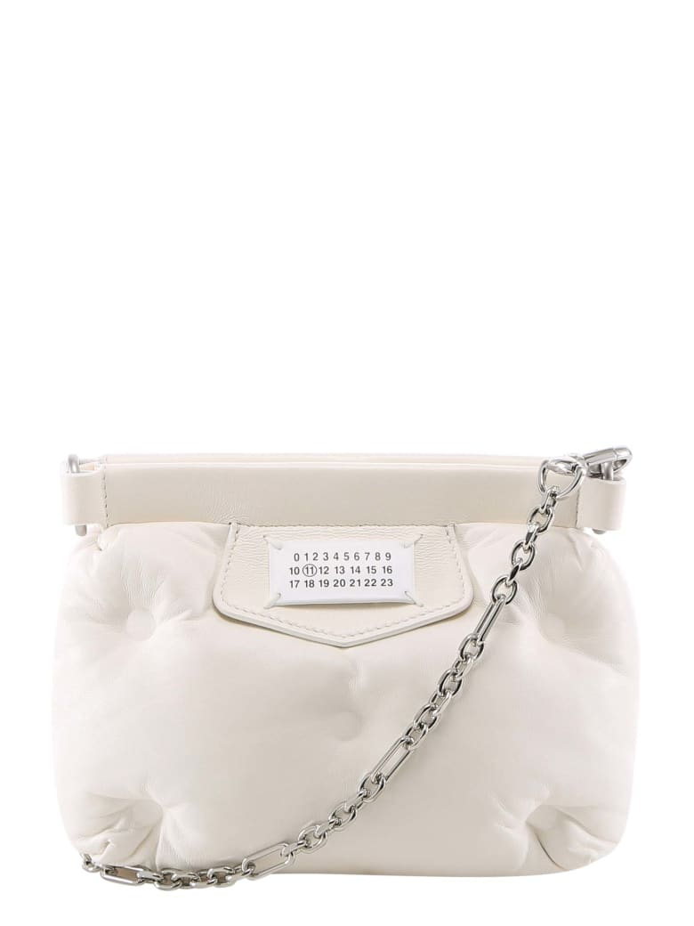 Maison Margiela Shoulder Bag - White