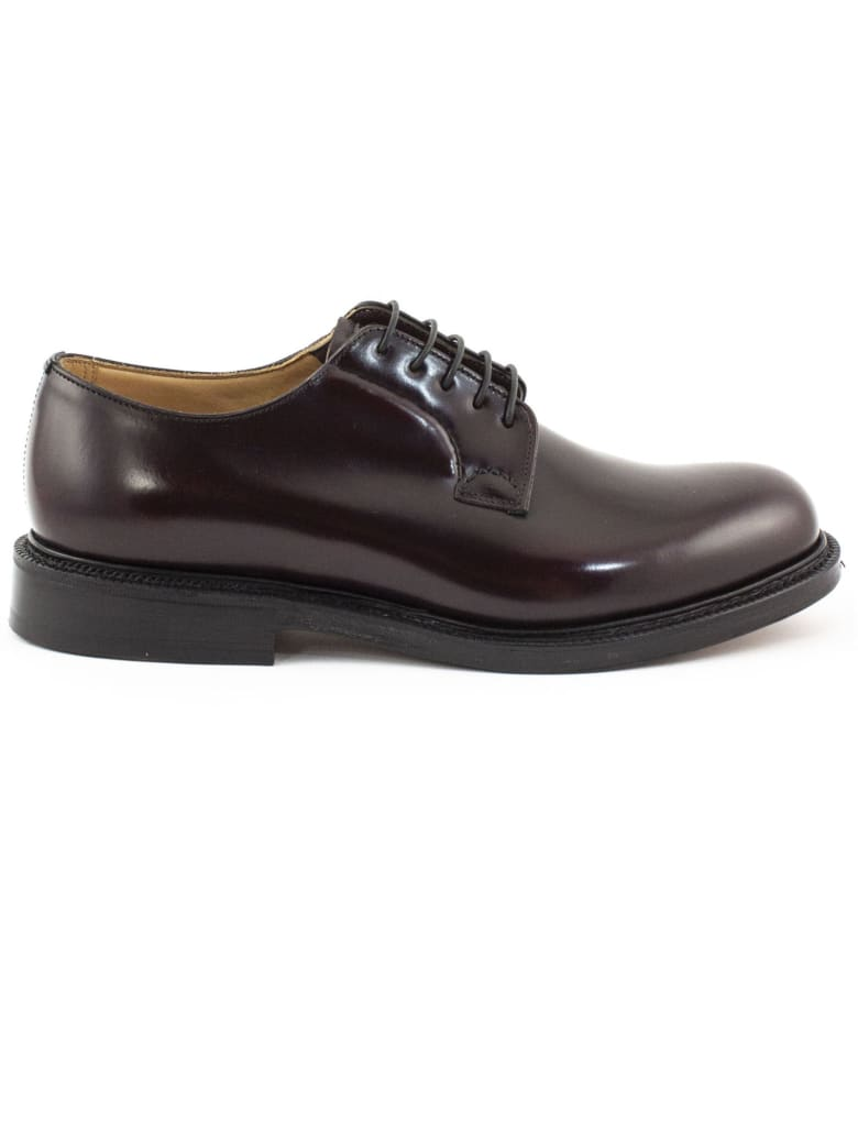 Church's Shannon Derby Burgundy - Burgundy