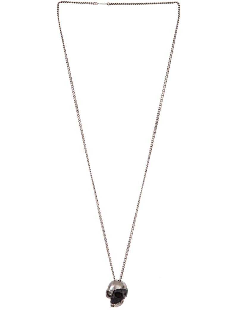 Alexander McQueen Necklace - Silver