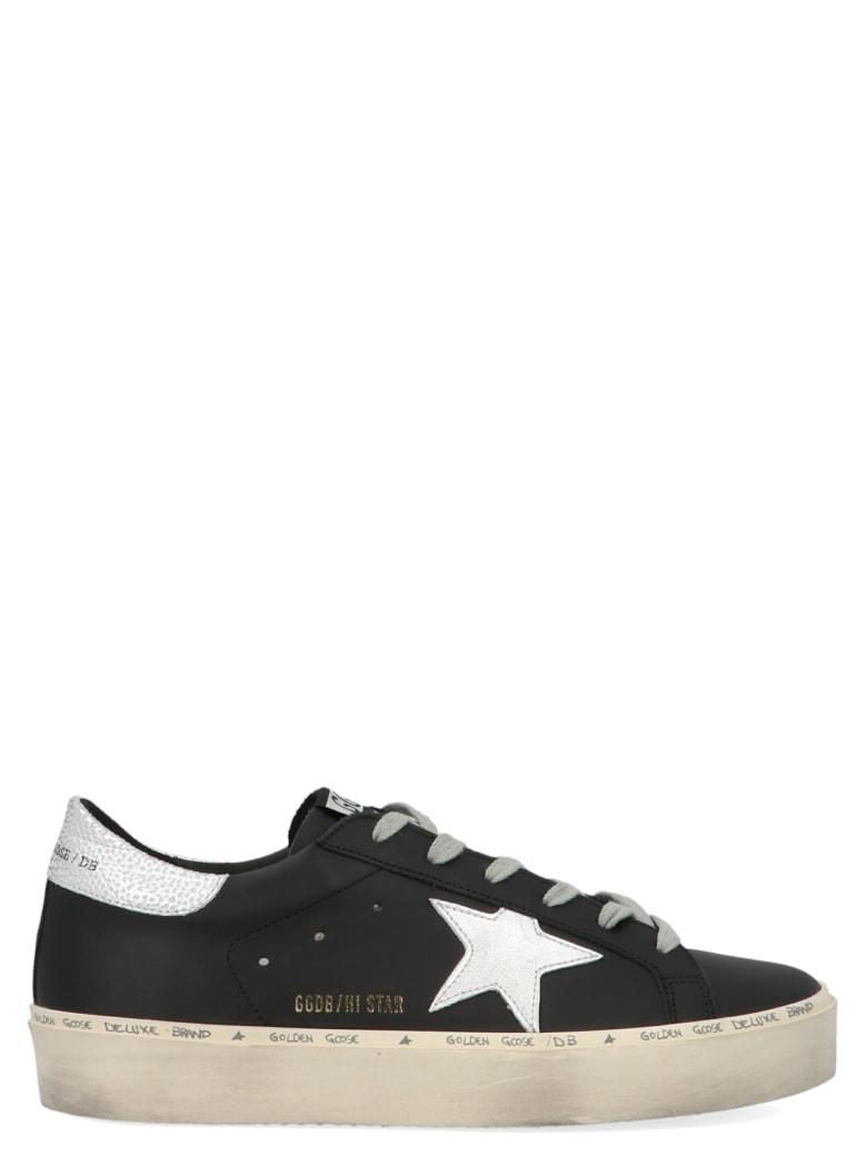 Golden Goose 'hi Star' Shoes - Black