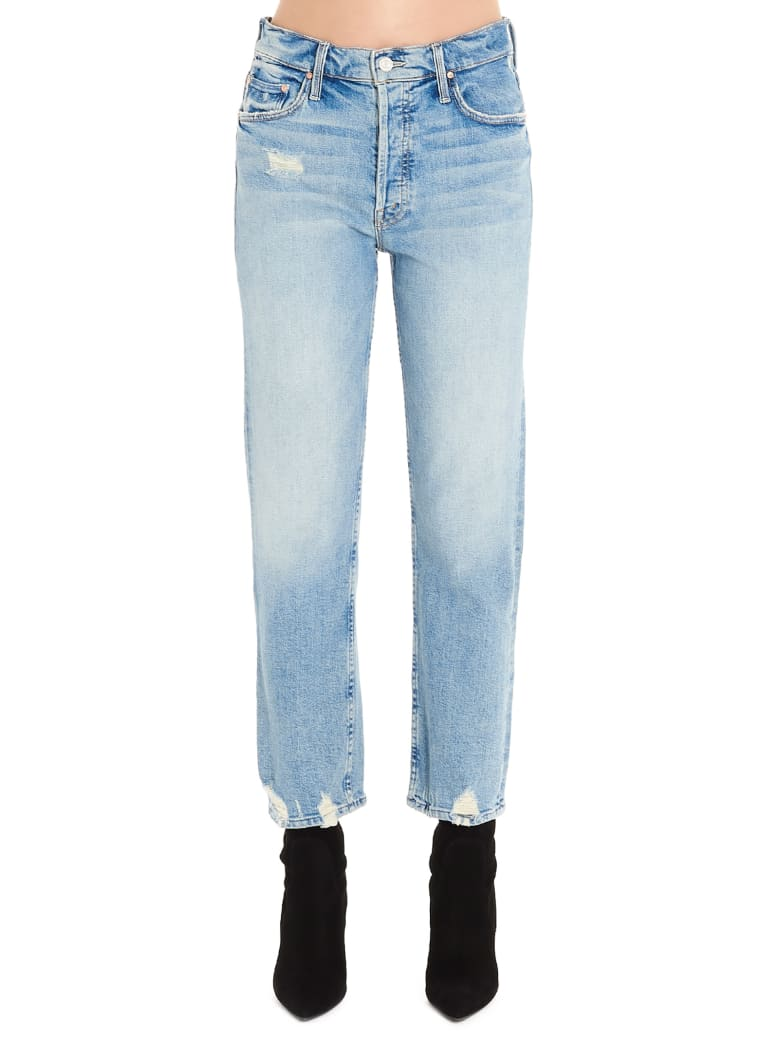 Mother 'tomcat' Jeans - Blue