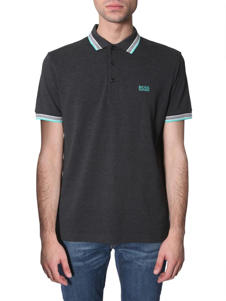 Hugo Boss Paddy Polo T-shirt - GRIGIO