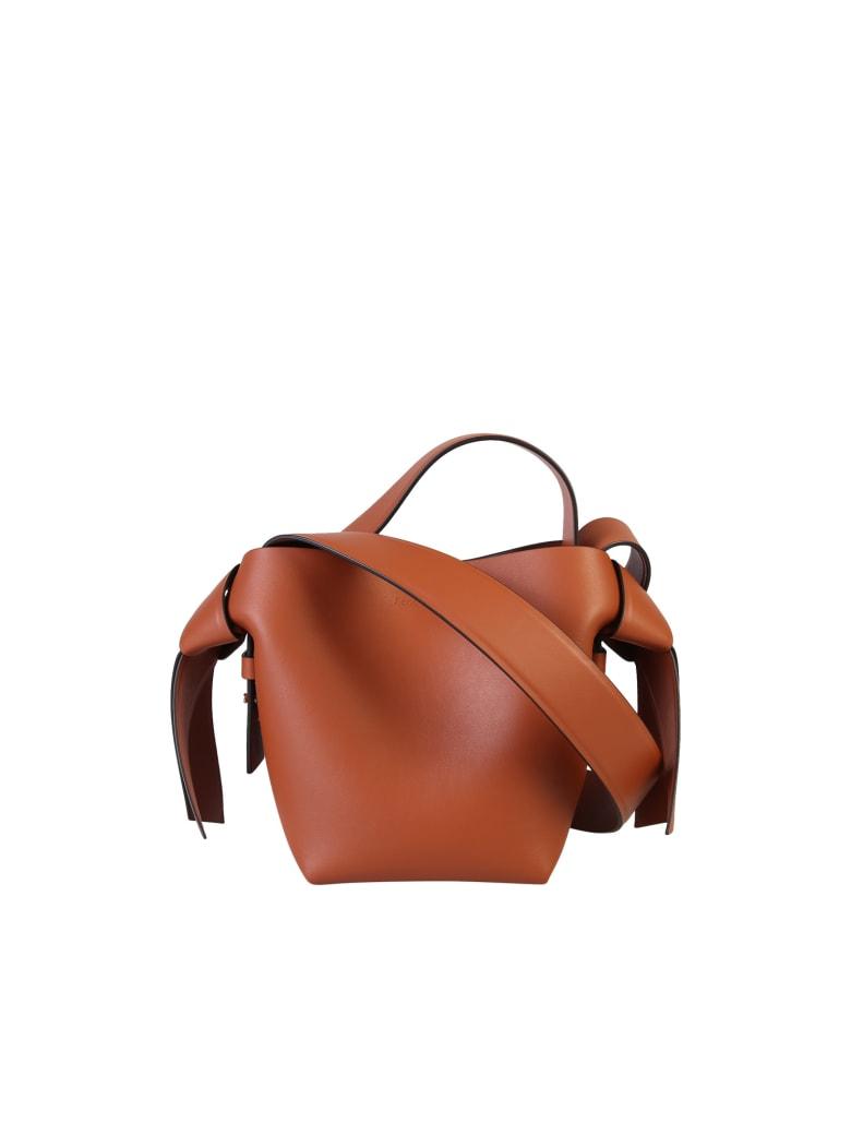 Acne Studios Musubi Mini Bag - Brown