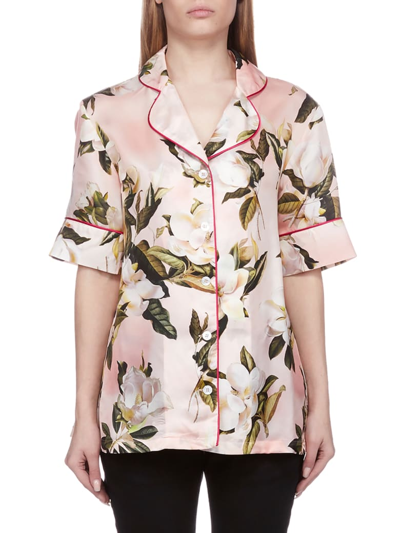 For Restless Sleepers Shirt - Rosa multicolor