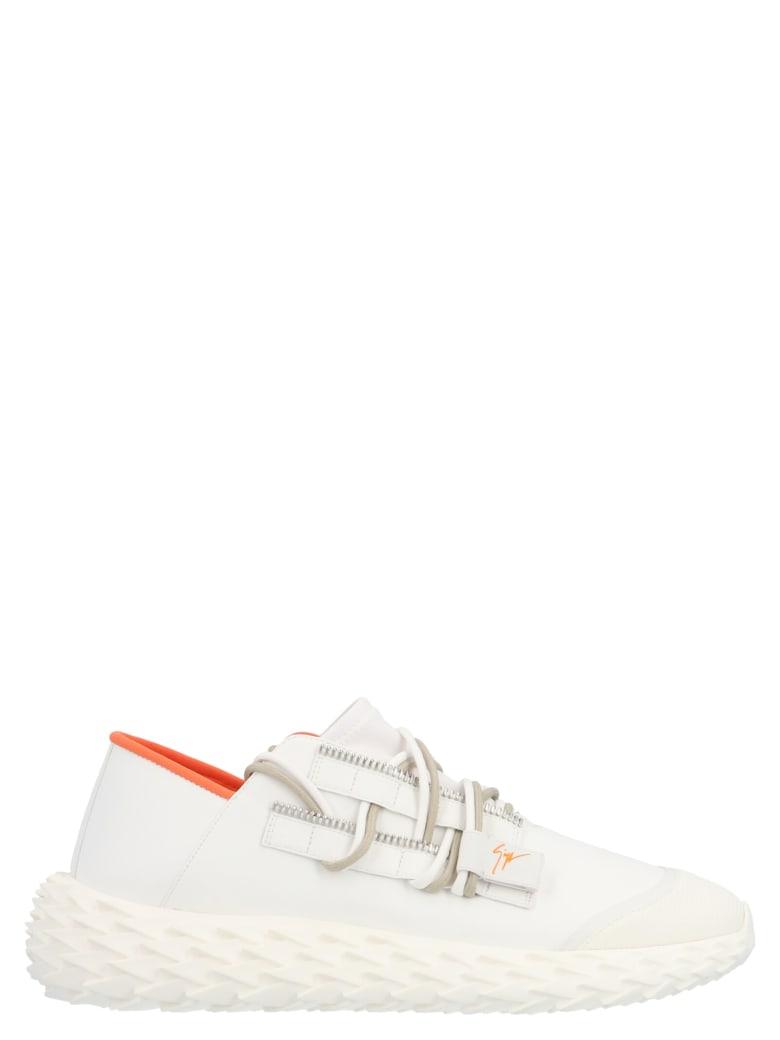 Giuseppe Zanotti 'urchin' Shoes - White