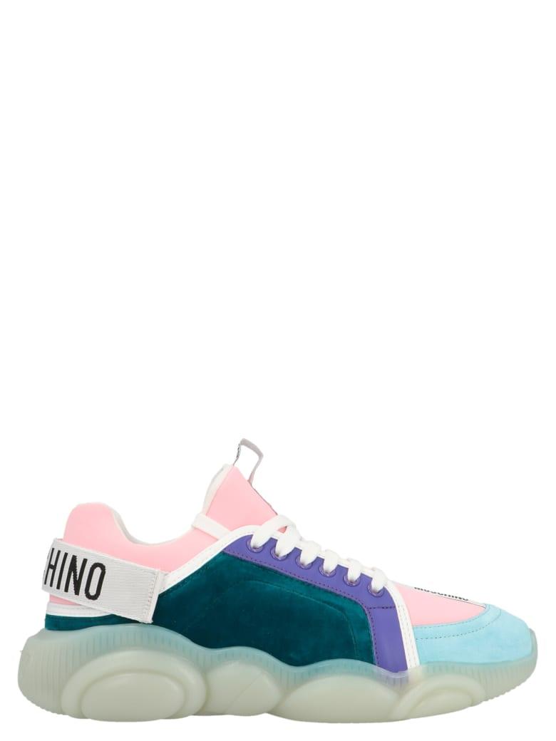 Moschino 'teddy' Shoes - Multicolor