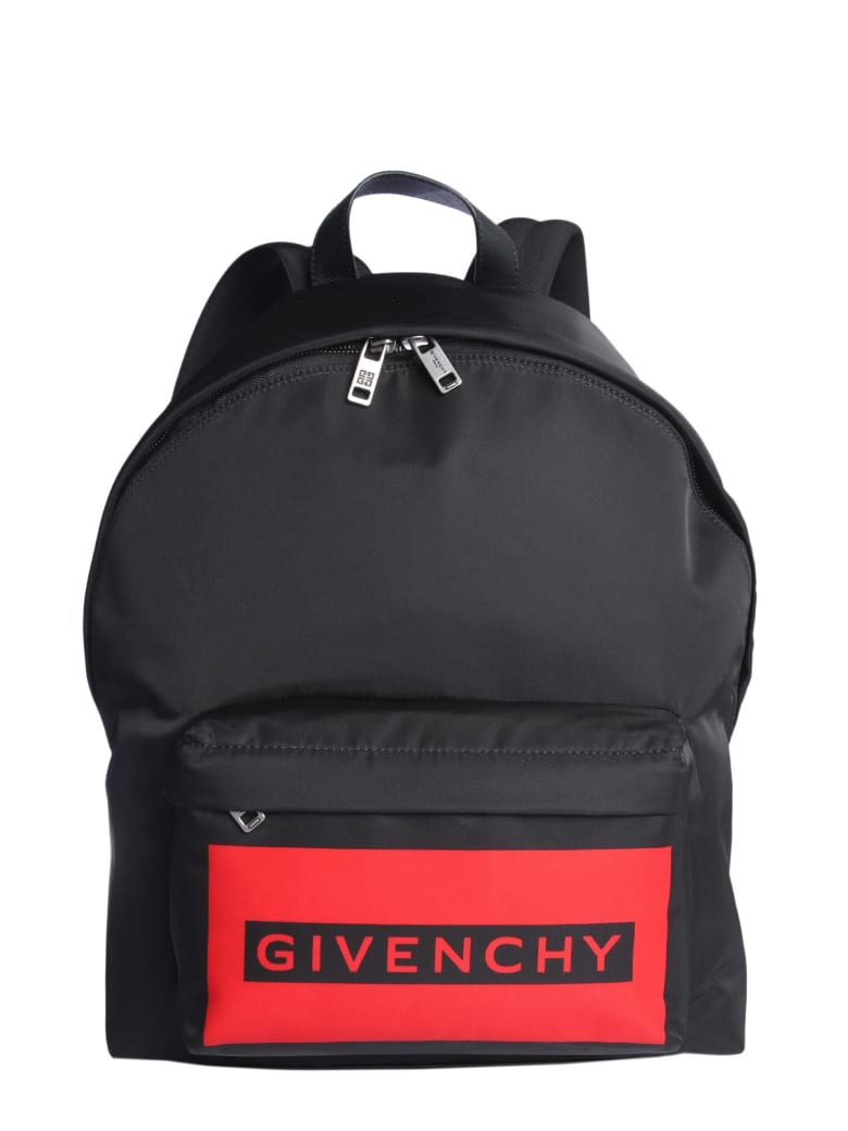 Givenchy Nylon Backpack - NERO