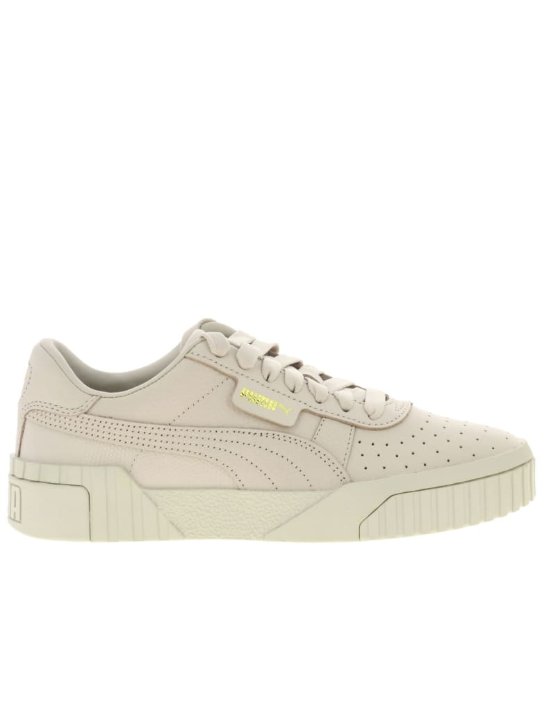 Puma Sneakers Shoes Women Puma - white