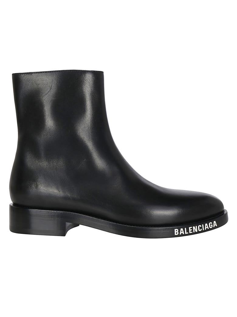 Balenciaga Boots - Black