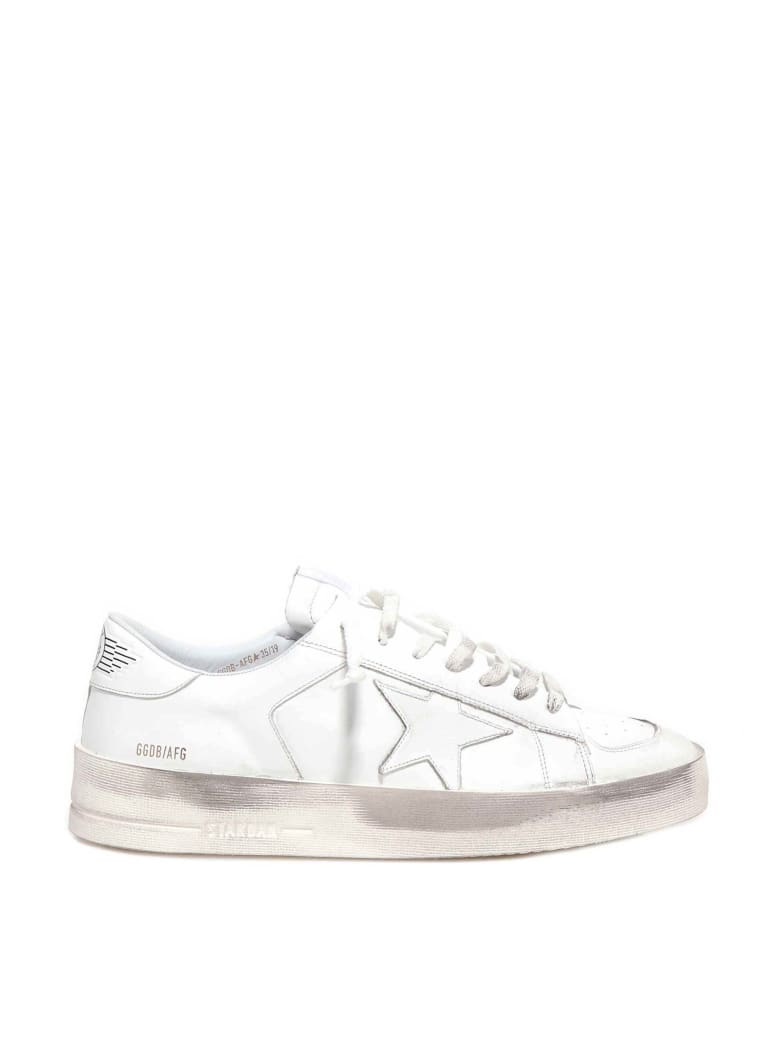 Golden Goose Stardan Sneakers - White