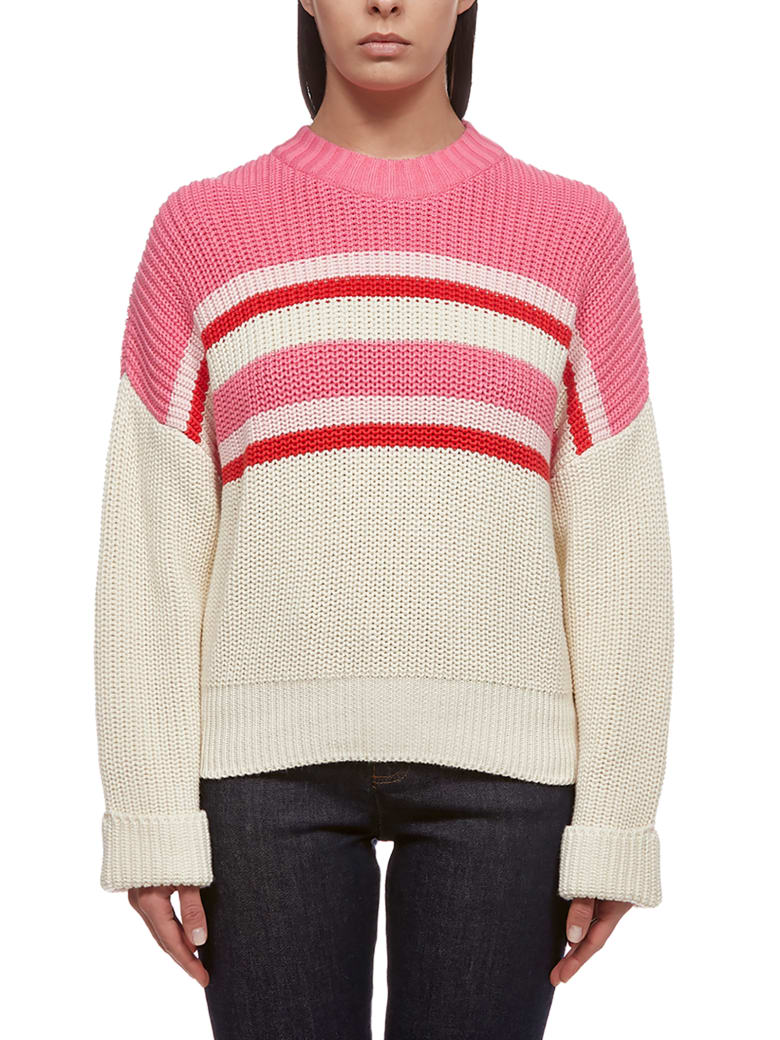 Valentine Witmeur Lab Sweater - Rosa beige
