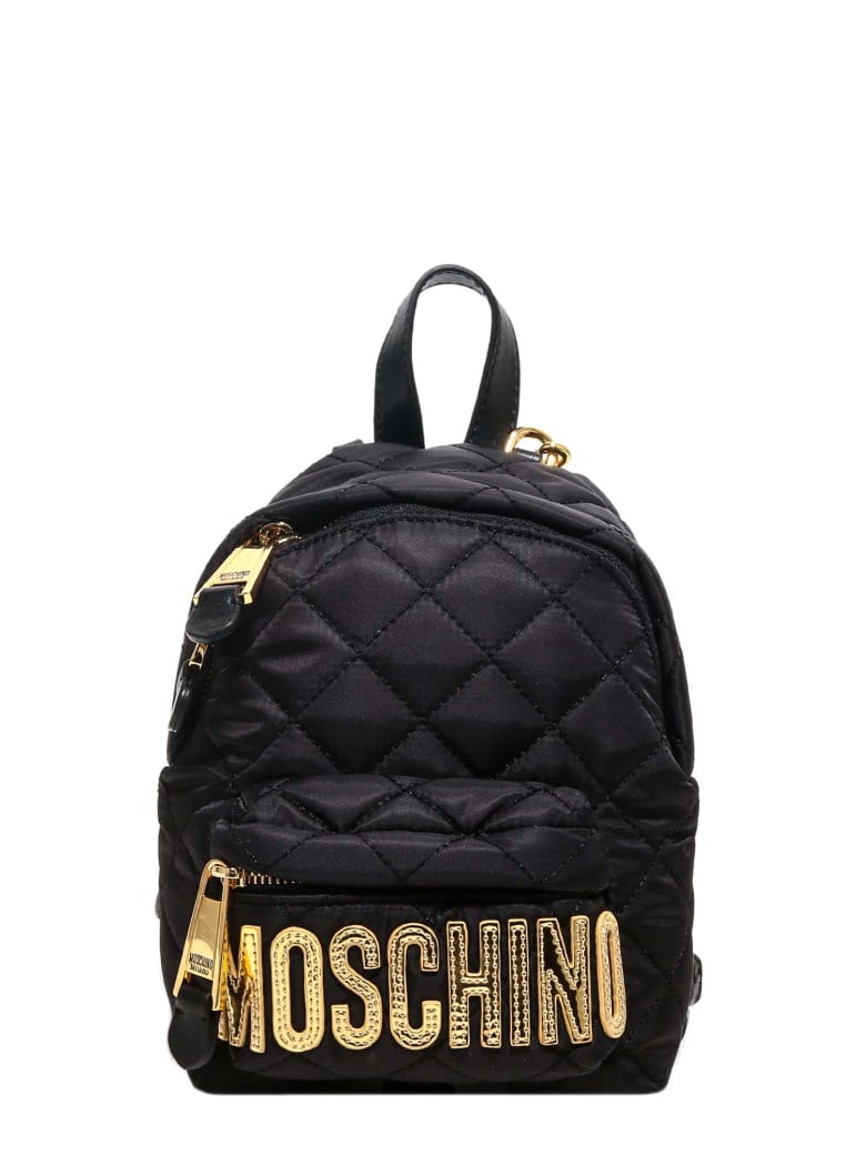 Moschino Backpack - Black