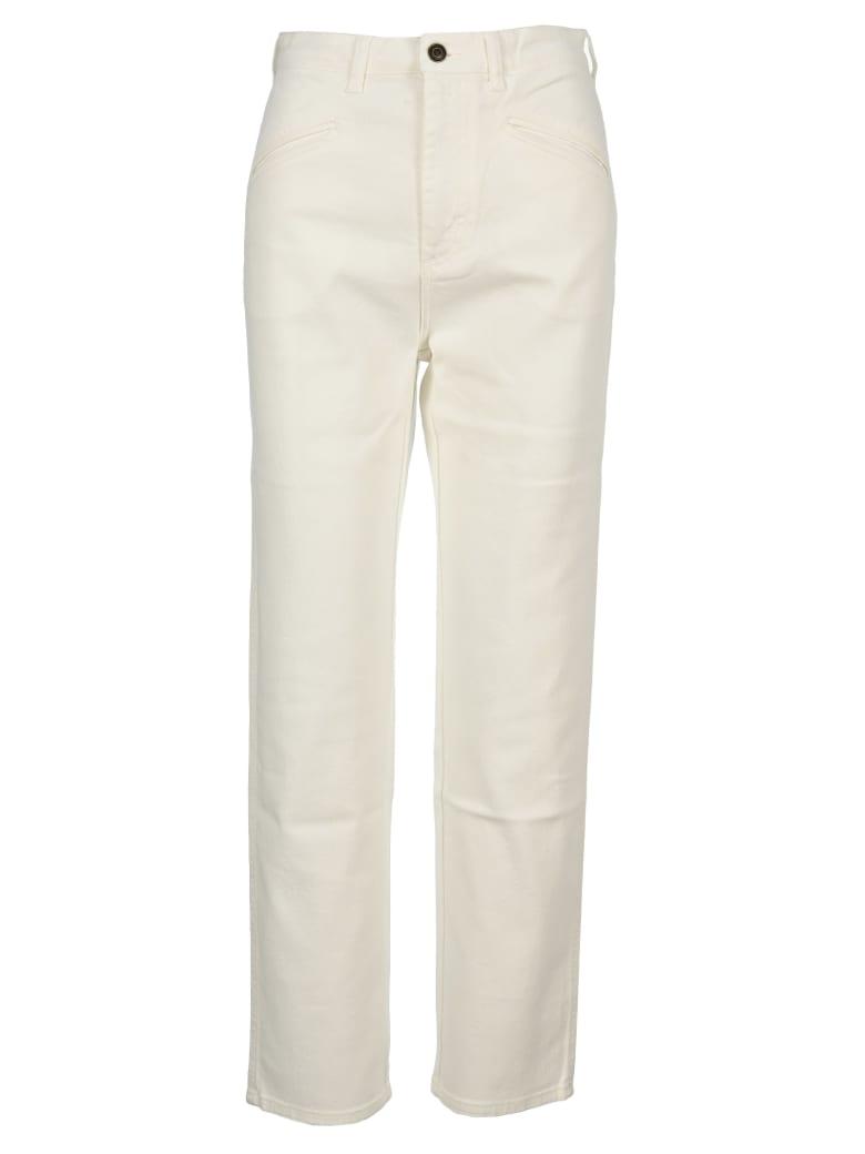 Philosophy di Lorenzo Serafini Philosophy Straight Leg Jeans - WHITE