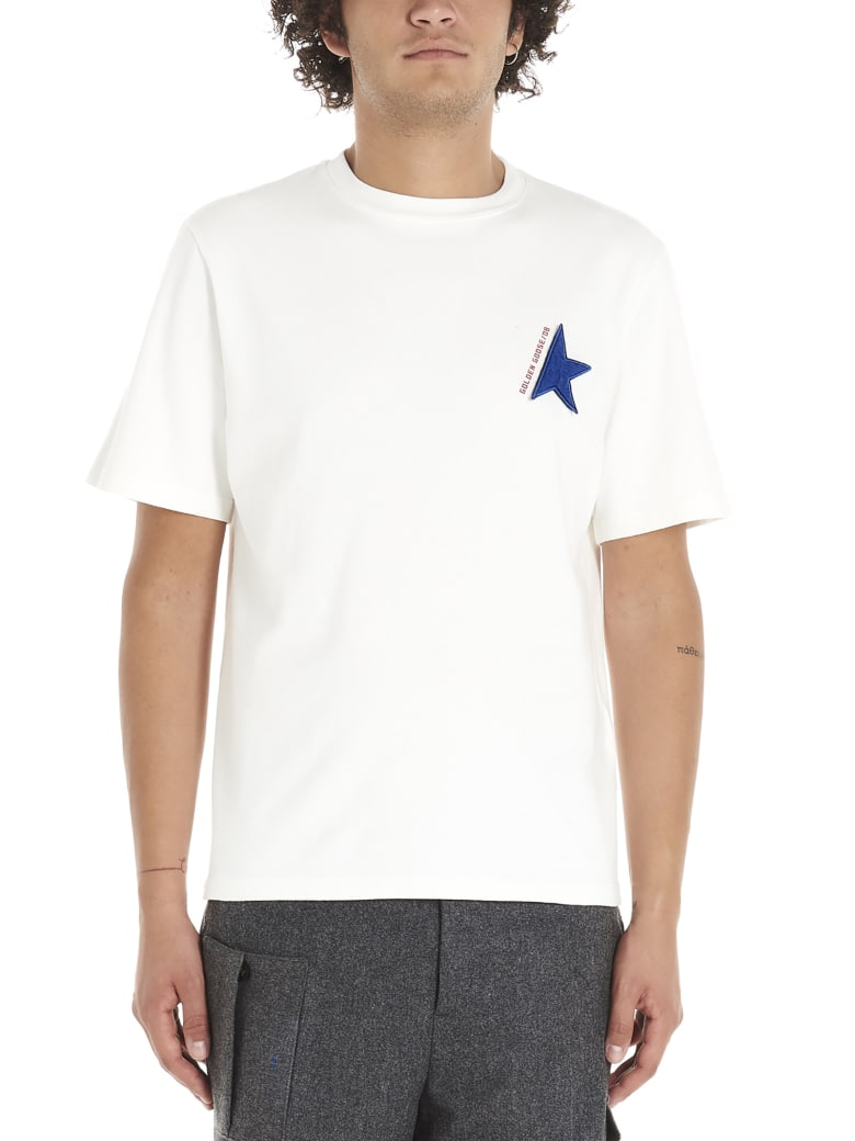 Golden Goose 'star' T-shirt - White