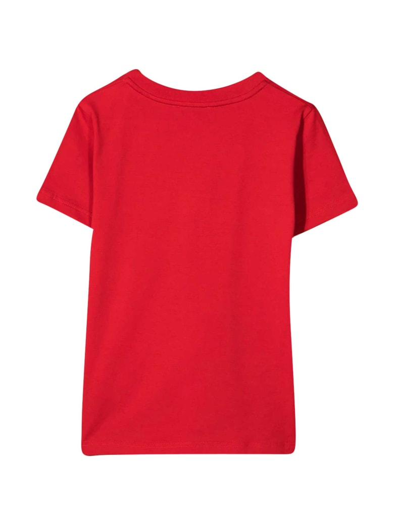 Givenchy Red T-shirt - Rosso