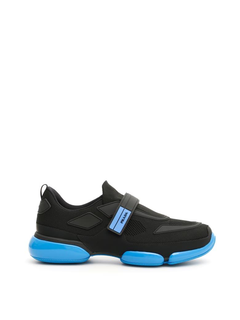 Prada Cloudbust Sneakers - NERO VOYAGE (Black)