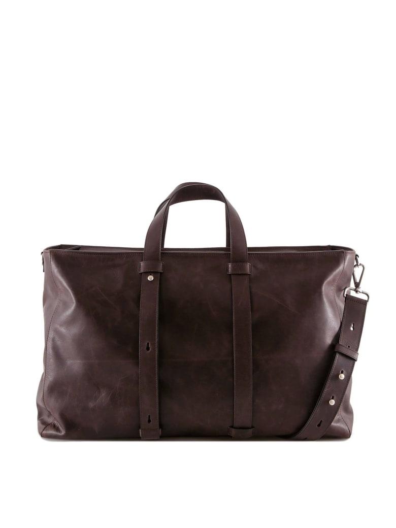 Orciani Duffle Bag - Brown