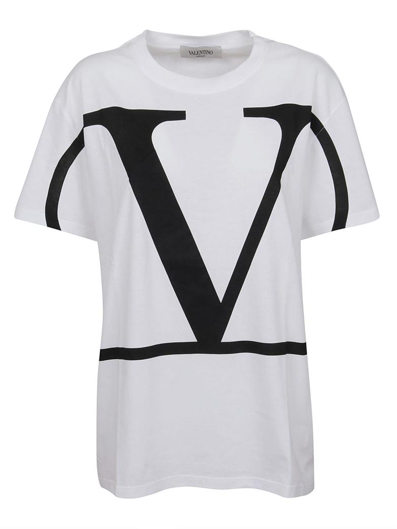 Valentino T-shirt - Bianco Nero