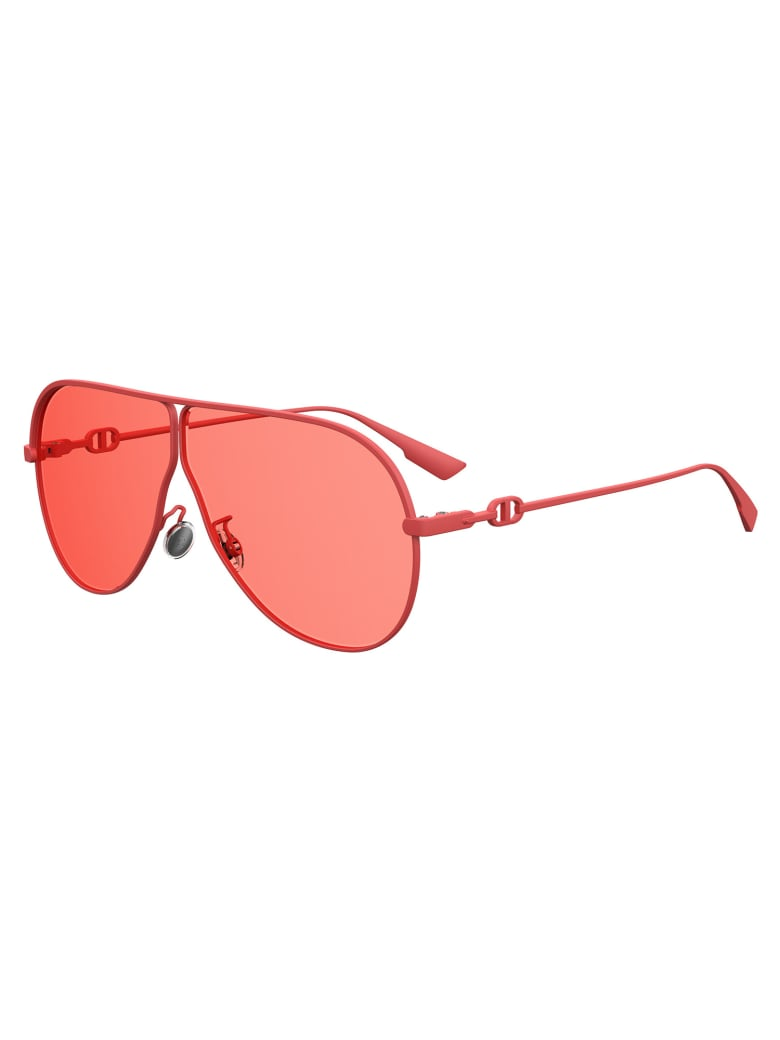 Christian Dior DIORCAMP Sunglasses - /zk Matte Red