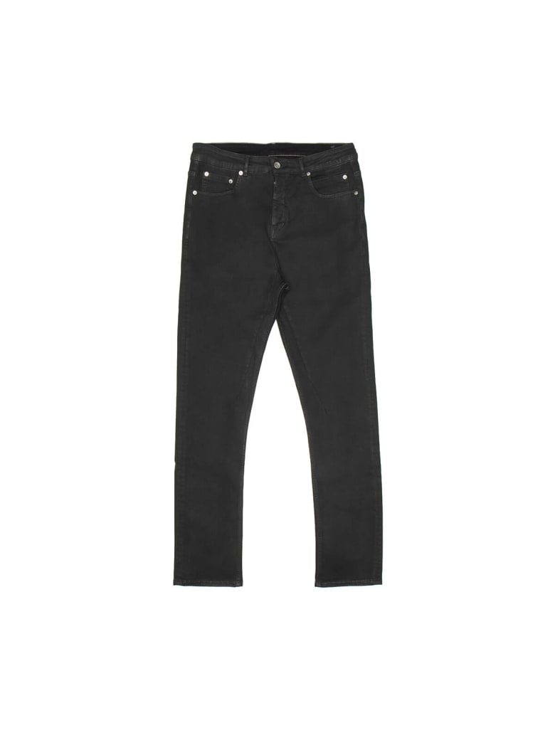 DRKSHDW Black Detroit Cut Jeans - Black