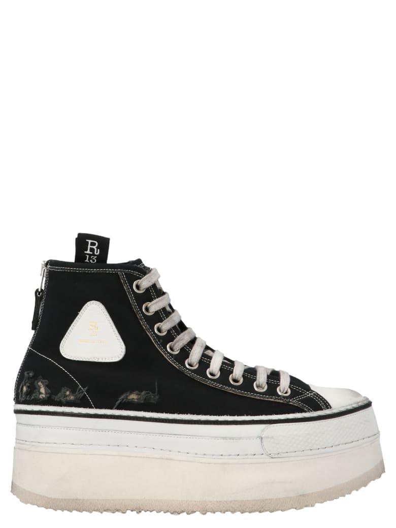 R13 Shoes - Black