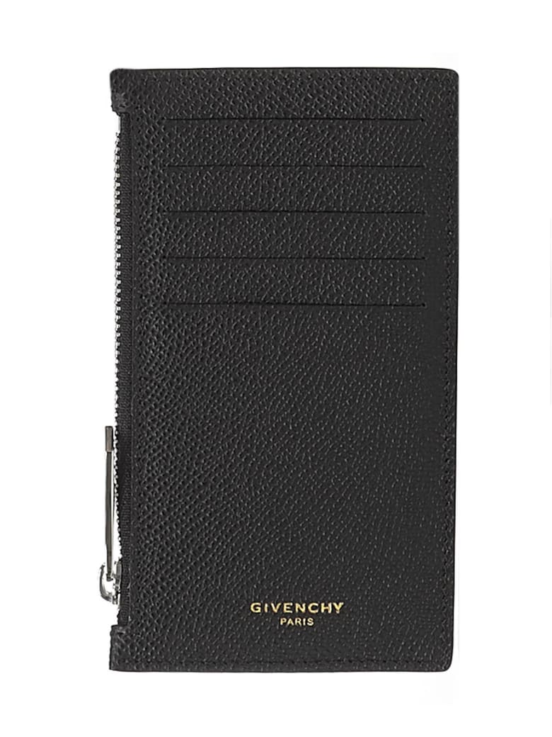 Givenchy Eros Card Holder - Black