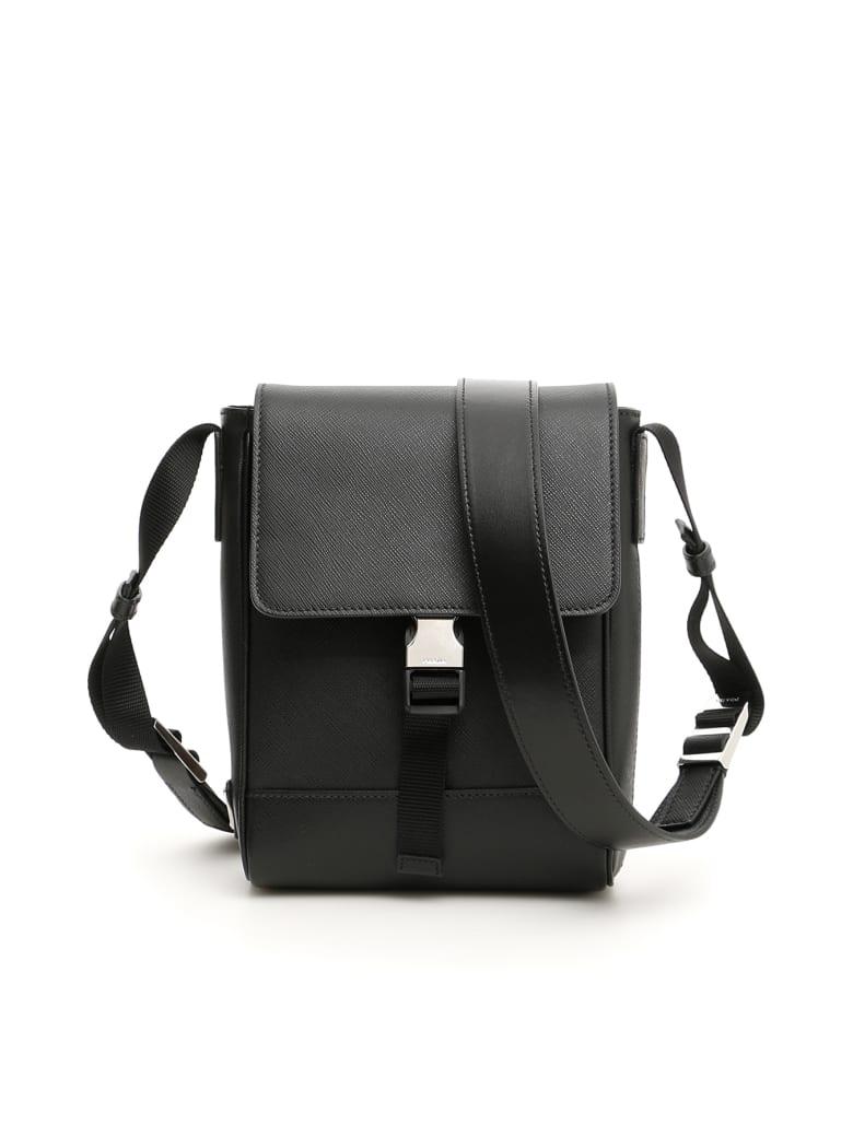 Prada Small Crossbody Bag - NERO (Black)