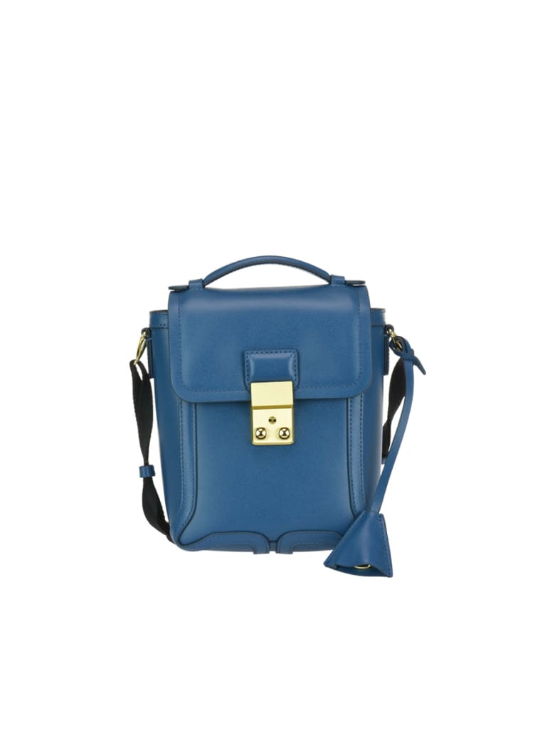 3.1 Phillip Lim Pashli Camera Bag - Lapis