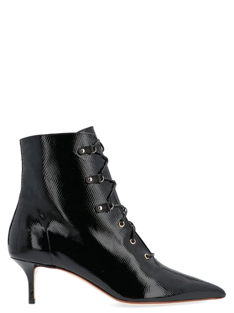 Francesco Russo Shoes - Black