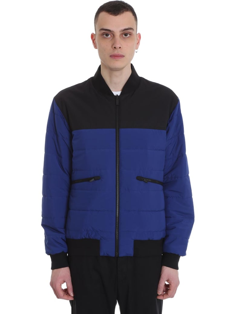 Z Zegna Clothing In Blue Polyester - blue