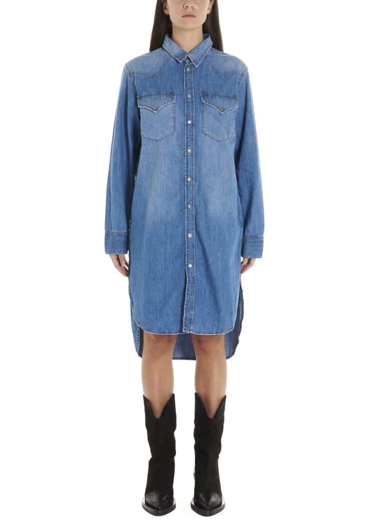 Diesel 'de Blanche' Dress - Blue
