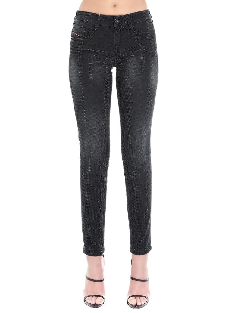 Diesel 'd-ollies' Jeans - Grey