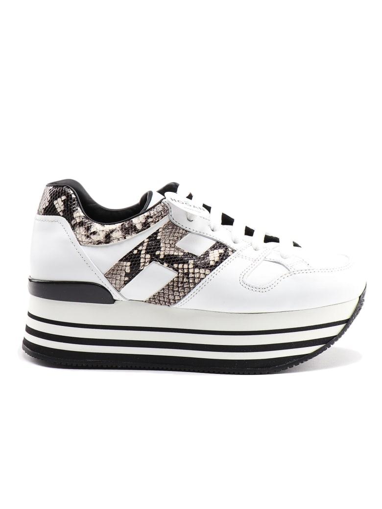 Hogan H283 Maxi Sneaker - Bianco