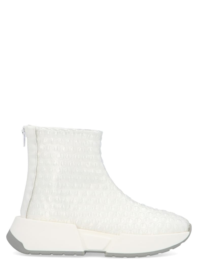 MM6 Maison Margiela Shoes - White