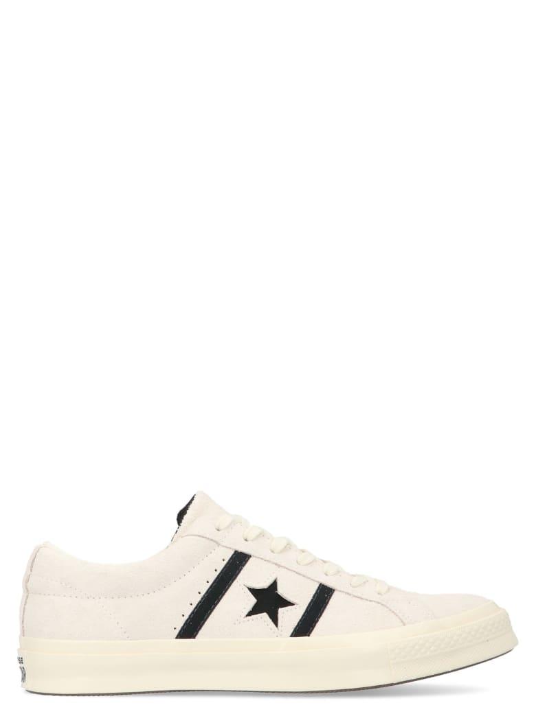 Converse 'academy' Shoes - Beige