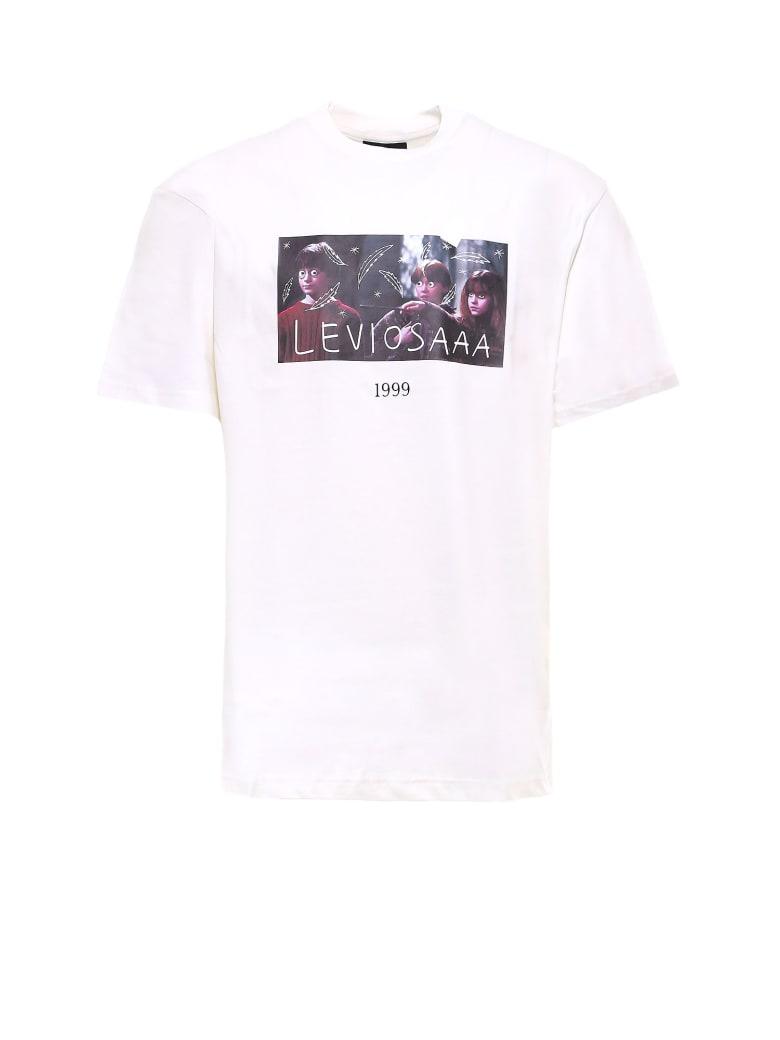Throwback Leviosa T-shirt - White