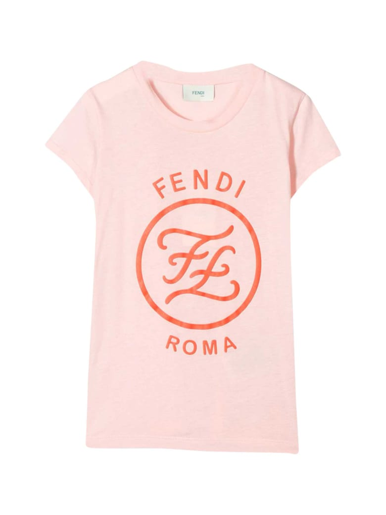 Fendi Pink T-shirt - Wg Dolly