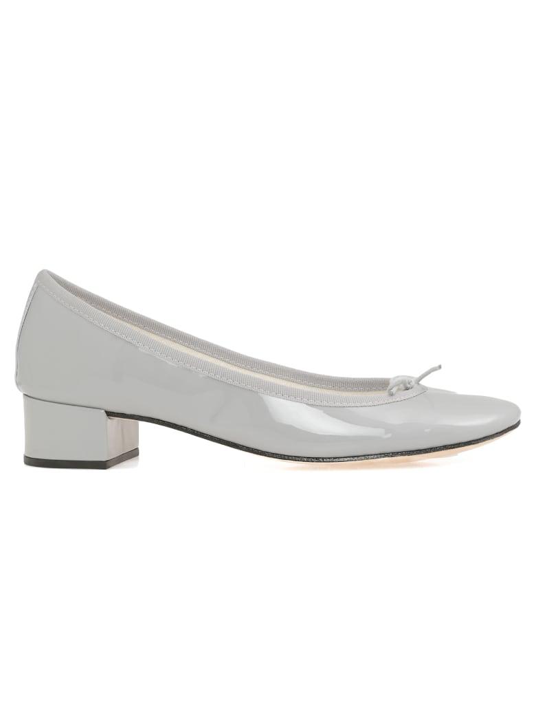 Repetto Camille Ballet Shoe - GREY