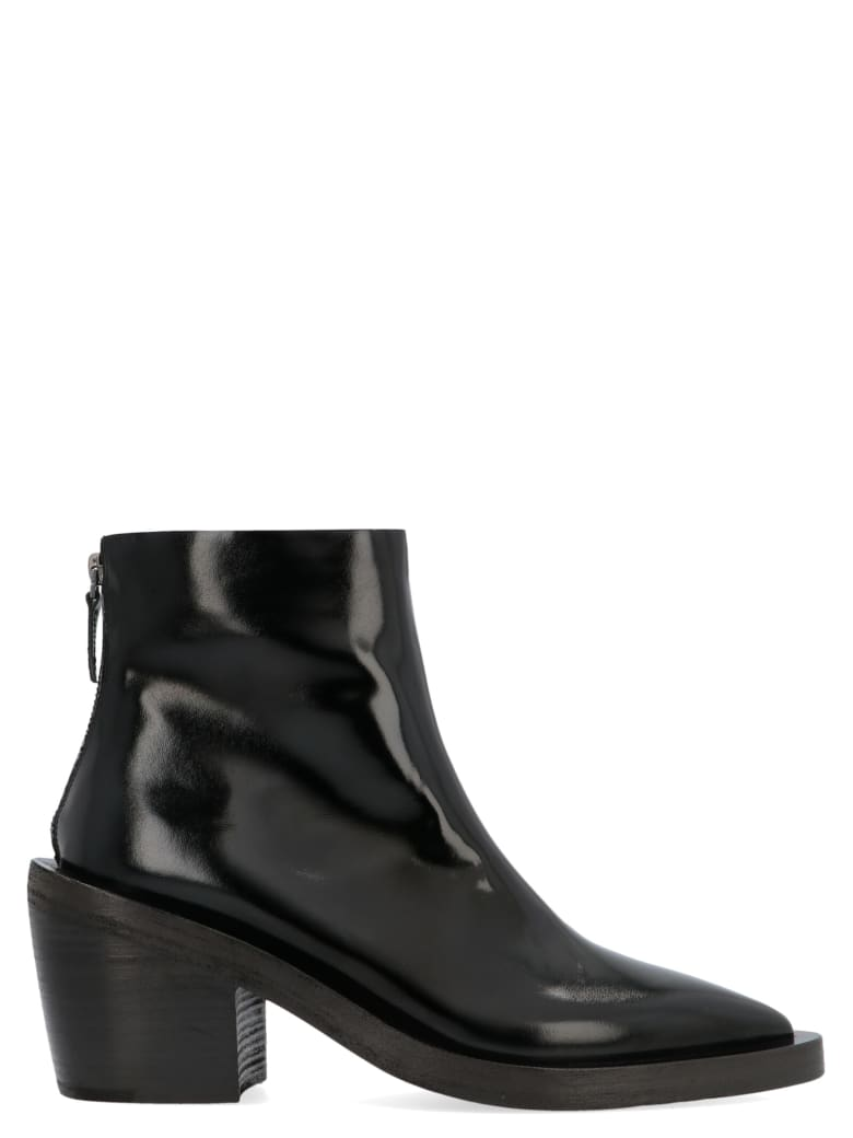 Marsell 'coneros' Shoes - Black