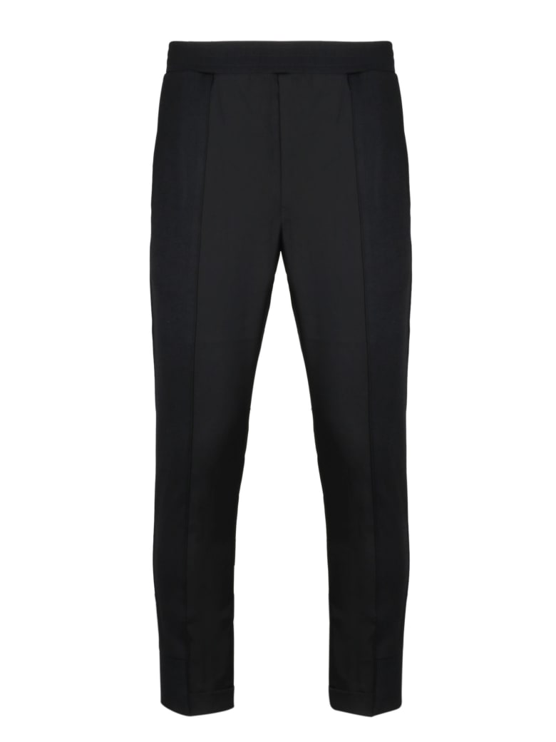 Y-3 Trousers - Black Black