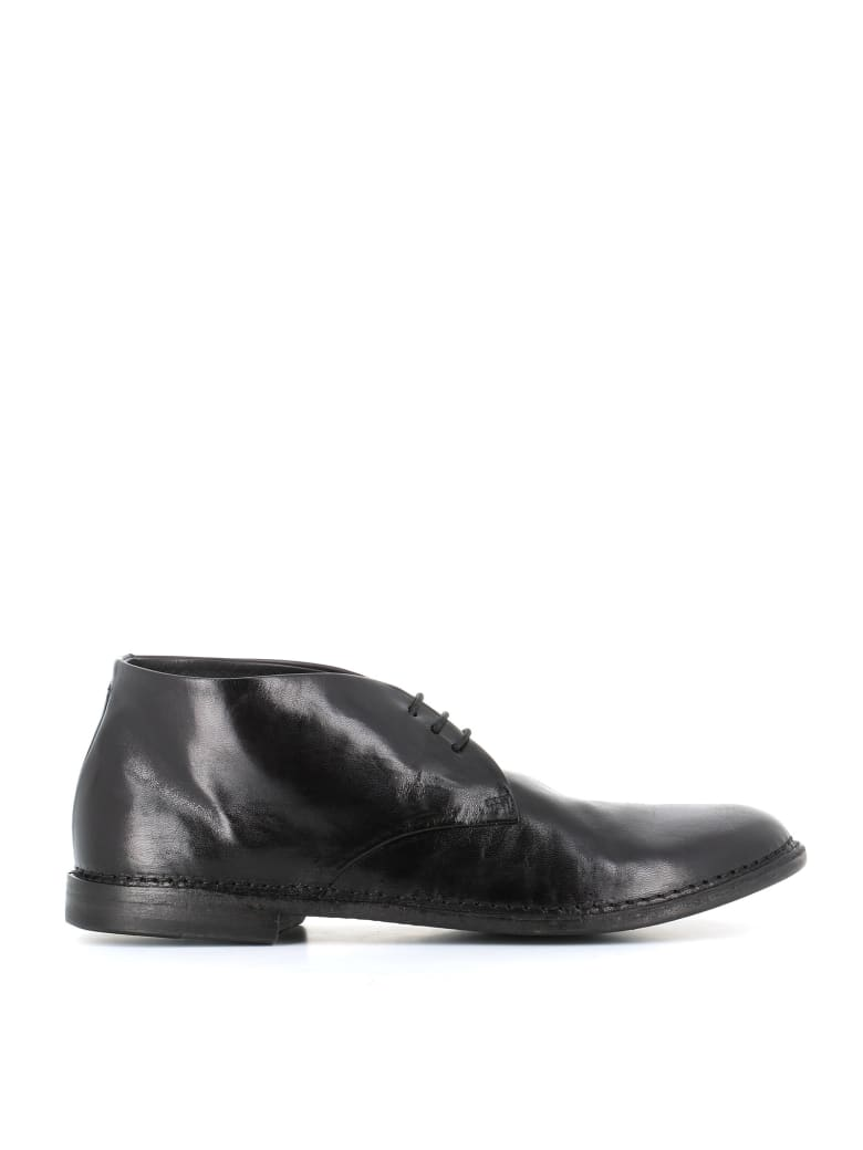 "Pantanetti Desert Boots ""12566g"" - Black"