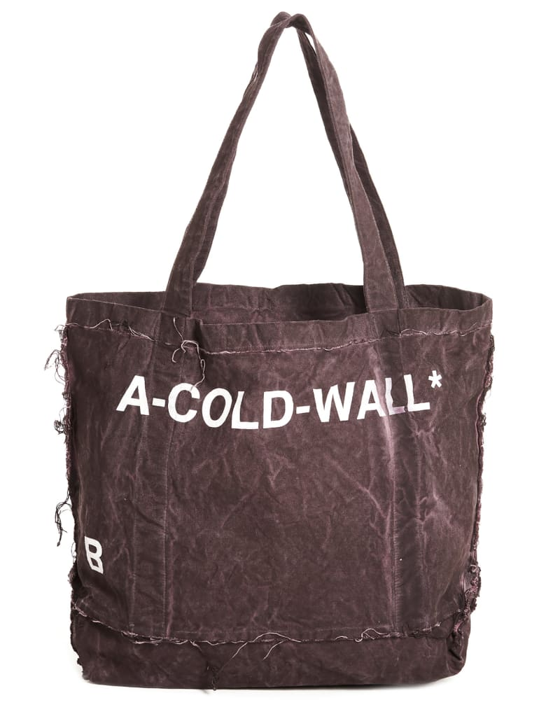 A-COLD-WALL Bag - Purple