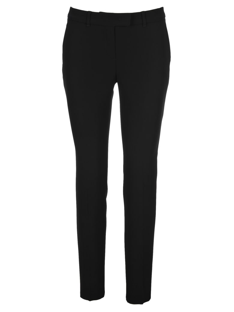 Max Mara Studio Nurra Trousers - BLACK