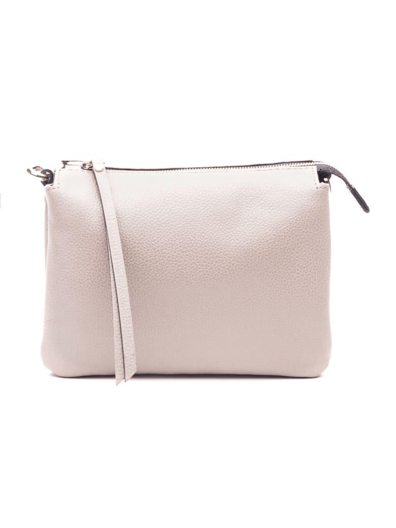Gianni Chiarini Leather Shoulder Bag - TORTORA