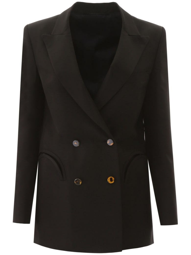 Blazé Milano Shamrock Everyday Blazer - BLACK (Black)