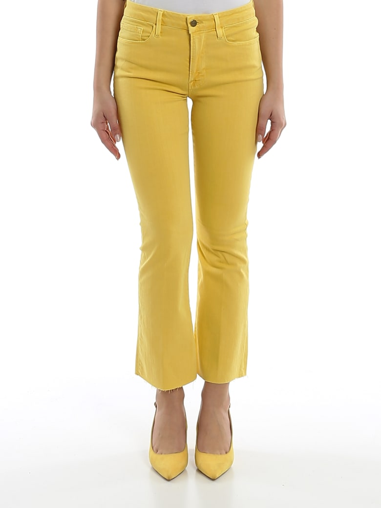 Frame - Jeans - Yellow