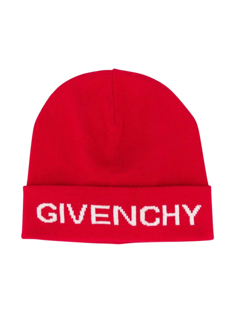 Givenchy Red Cap - Rosso