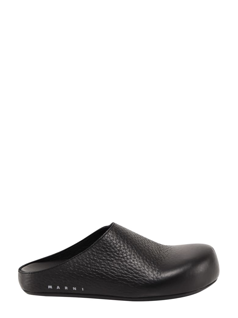 Marni Slipper - Black